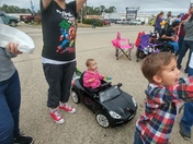 Bay St Louis Parade.