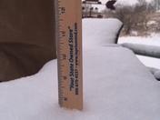 Snow in Winterset