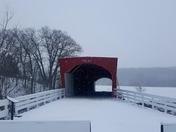 Hogback Bridge Winterset Iowa