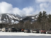 The Day After The Snowstorm at Whiteface