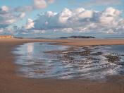 Winter Beach Photos