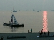 Haze on the Bay