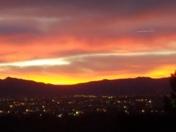 Saturday morning Sunrise