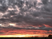 Isleta Clouds