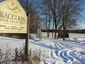 Raccoon River Valley Trail - Panorama Trail Head