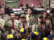 Scouts 100 years in Watertown MA celebration