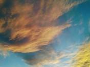 My BEautiful N.M. Clouds