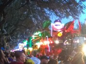 Bacchus parade on Napoleon