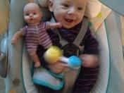 The happiest babies