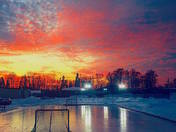 WAWA OUTDOOR RINK