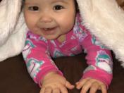 Amaleah's smile