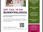 Bunny rescue event