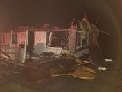 Tornado in Uniontown