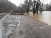 Fombell, Pa. near flooding!