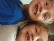 Kayden and Jenna