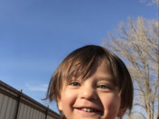 Carson Luke Bryant, 2 years old