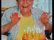 Suprise Gramma!  Happy 89th!