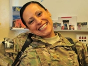 NM's Cutest Smile Deployed to Afghanistan