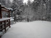 unexpected snow