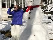 Romeo in the Snow