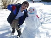 Sunday Snowman Nashua