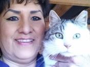 Selena's Not-So-Feral Cat
