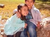 Gage and Savannah Rodriguez