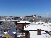 Melting Snow Time-Lapse