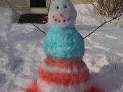 Snowman Sunday