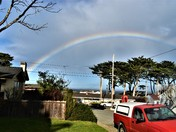 Rainbow Over Monterey Bay