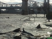 Ohio River flooding