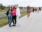 West boca high school protests.