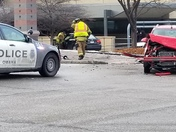 Vehicle accident at 14th & Capital - 2/20/18