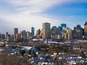 Cold Edmonton