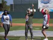 Celebrity Kickball Game unites Local Leaders, Veterans and First Responders