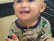 Matthaeus is 1 years old today!