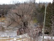 February flooding on The Humber River