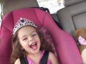 Daddy's princess!