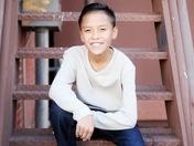 Cutest smile Carl W