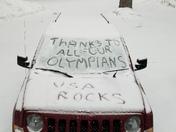 U.S.A.Olympians Thank you!!!