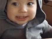Elliot Garcia 10 months old