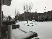 Third & R Street Hail Storm