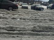 Sac town hail