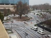 Sacramento hail