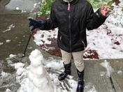 Kaylee's Ice day adventure