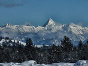 Glorious Fisher Peak