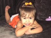 Thalia 2 years old!!!