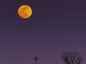 Madison County Full Moon Rising