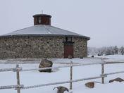 Round Stone Bell Barn