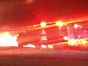 Neighbors RV and workshop on fire at 968 miller rd.  Woodruff, sc